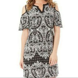 🔲NWOT🔲cold shoulder dress